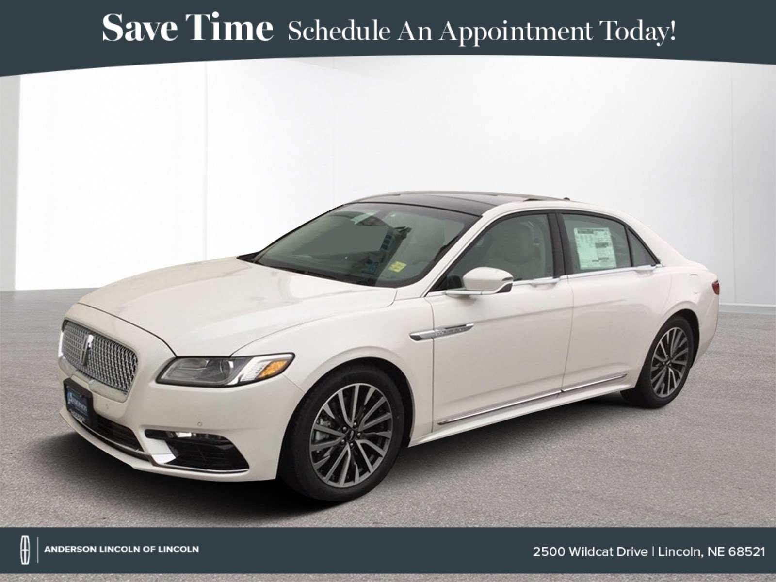 57 A 2019 Lincoln Continental Spesification