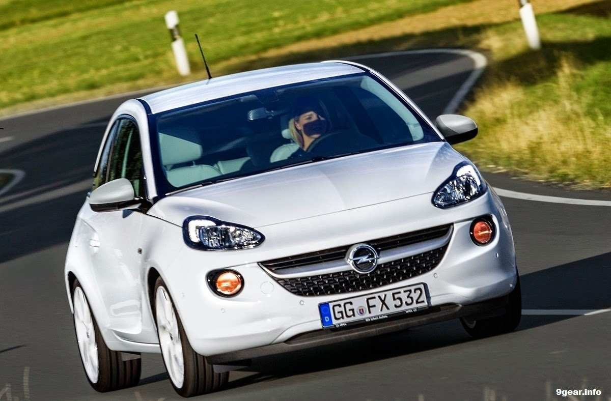 57 A 2019 Opel Adam Rocks Specs And Review