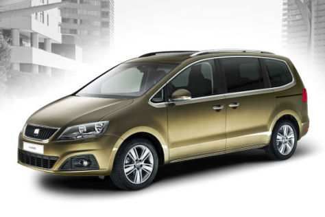 57 A 2019 Seat Alhambra Specs