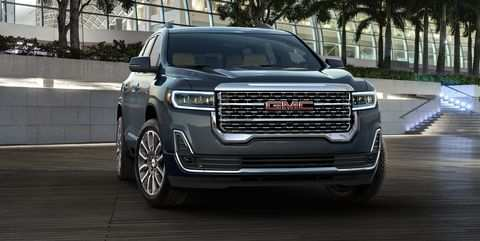 57 A 2019 Vs 2020 GMC Acadia Release Date