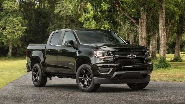 57 A 2020 Chevrolet Colorado Z72 Release Date And Concept