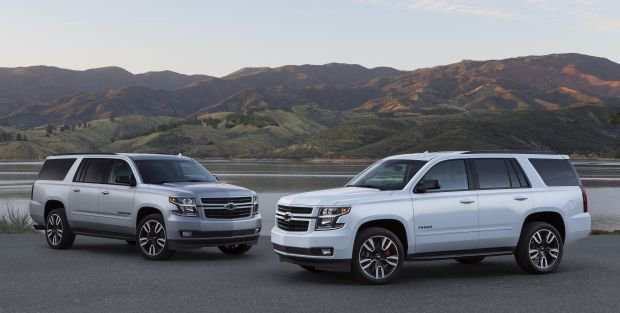 57 A 2020 Chevy Tahoe Ltz New Concept