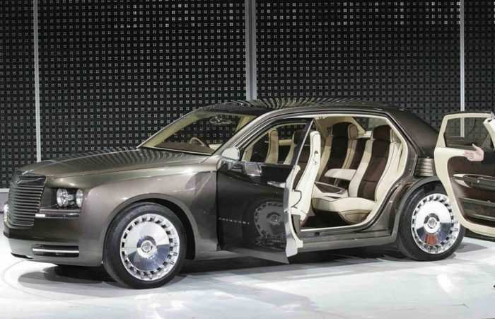57 A 2020 Chrysler 300 Release Date