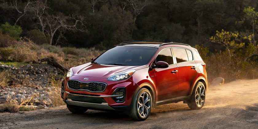 57 A 2020 Kia Sportage Review New Review