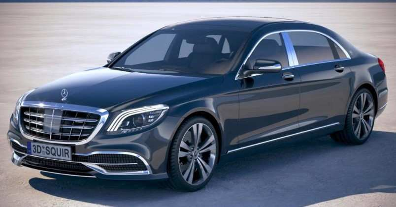 57 A 2020 Mercedes S Class Performance And New Engine