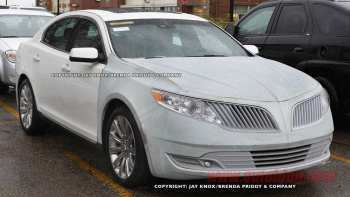 57 A 2020 Spy Shots Lincoln Mkz Sedan Rumors