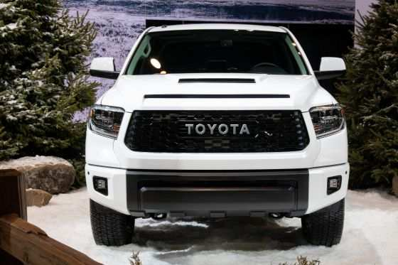 57 A 2020 Toyota Tundra Concept And Review