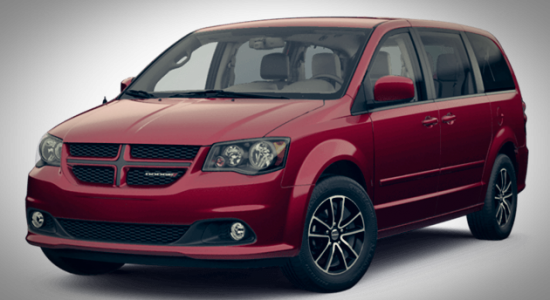 57 A Dodge Caravan 2020 Overview
