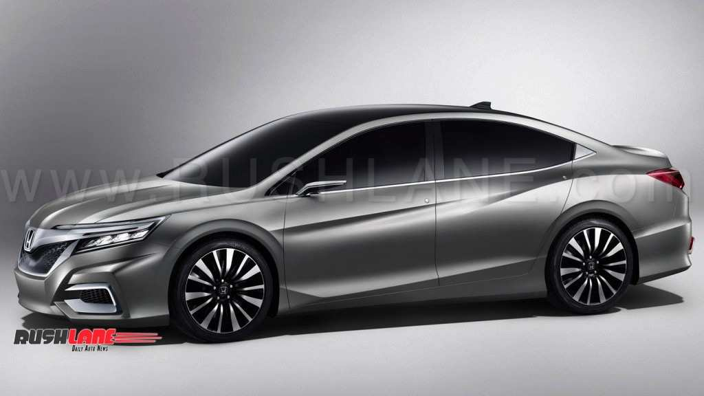 57 A Honda New Cars 2020 Exterior