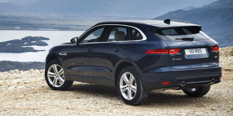 57 A Jaguar Suv 2019 New Review