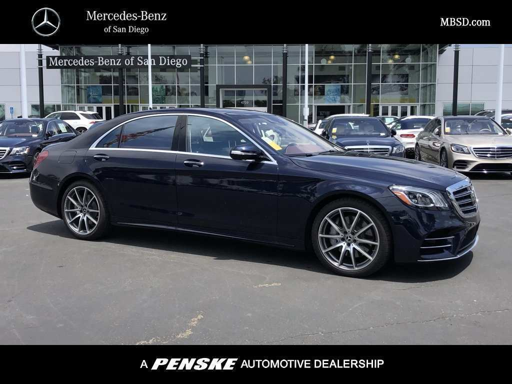 57 A Mercedes S Class 2019 Research New