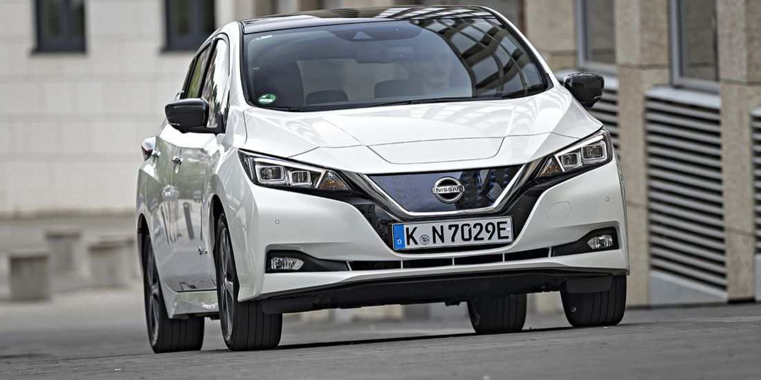 57 A Nissan Leaf 2019 60 Kwh Research New