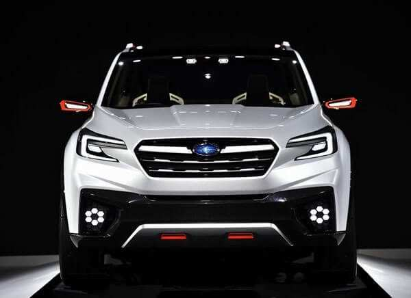 57 A Subaru Forester 2020 New Review