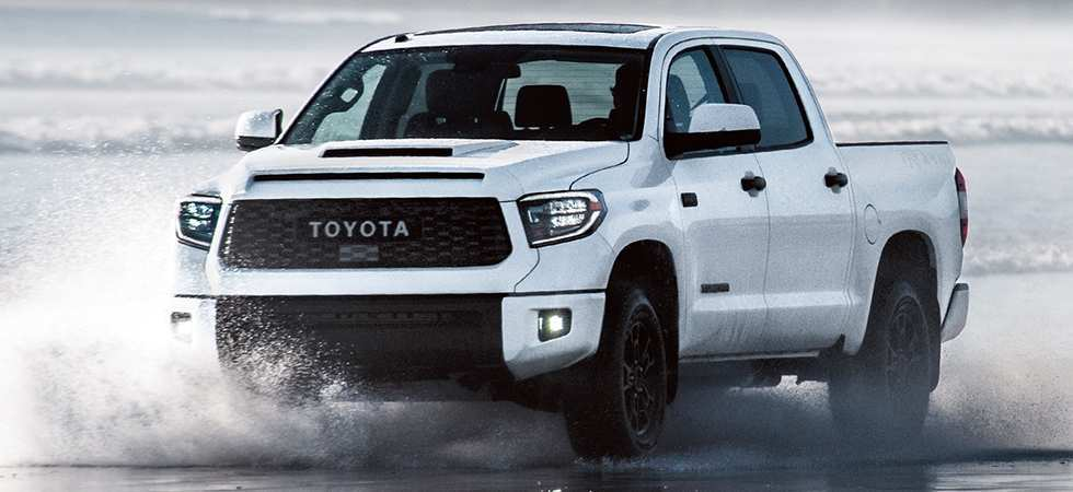 57 A Toyota Tundra Trd Pro 2019 Exterior And Interior