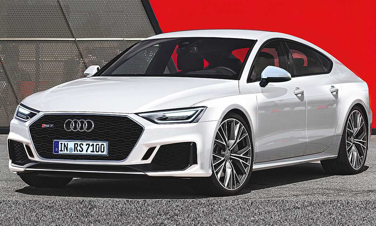 57 All New 2019 Audi Rs7 Style