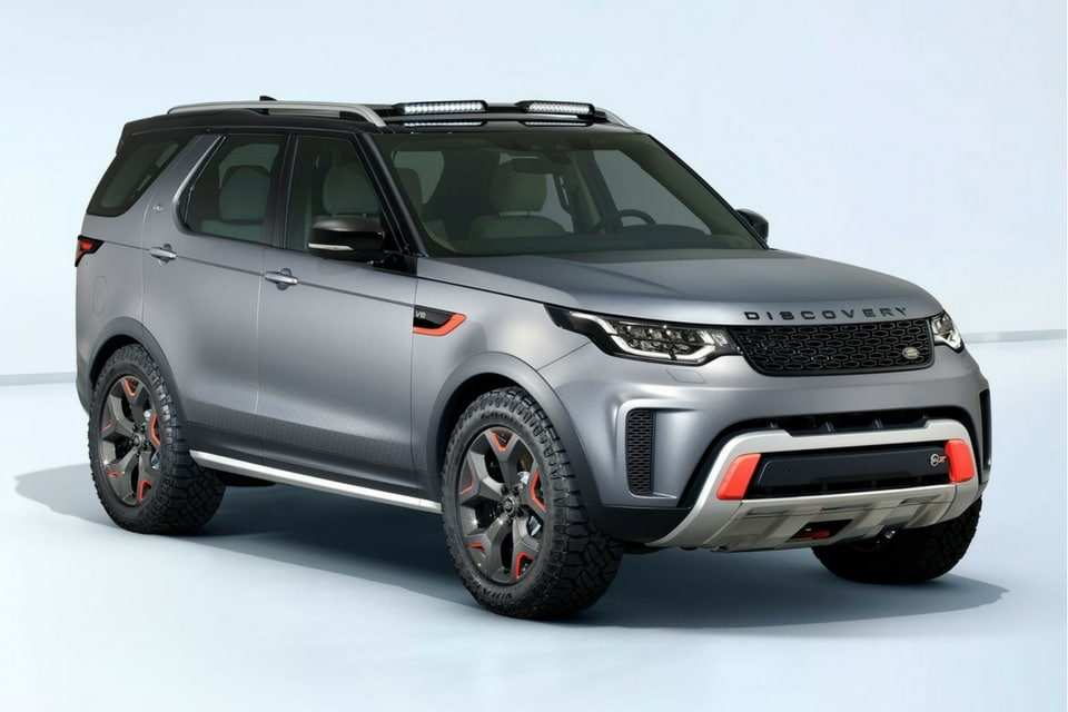 57 All New 2019 Land Rover Discovery Release