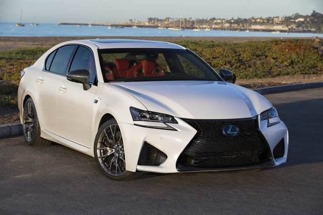 57 All New 2019 Lexus GS F New Model And Performance