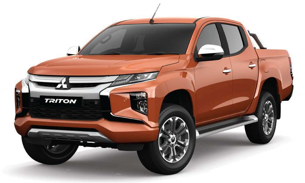 57 All New 2019 Mitsubishi Triton New Review