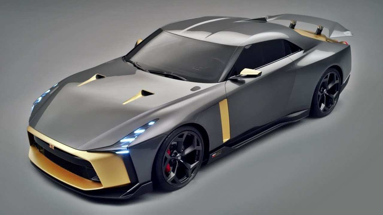 57 All New 2019 Nissan Gt R Nismo Spy Shoot