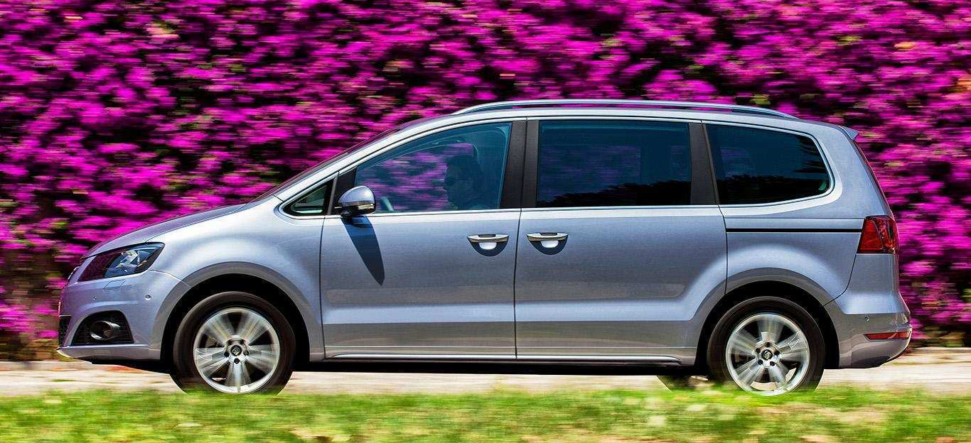 57 All New 2019 Seat Alhambra Speed Test