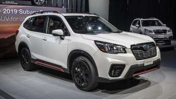 57 All New 2019 Subaru Forester Sport Release Date