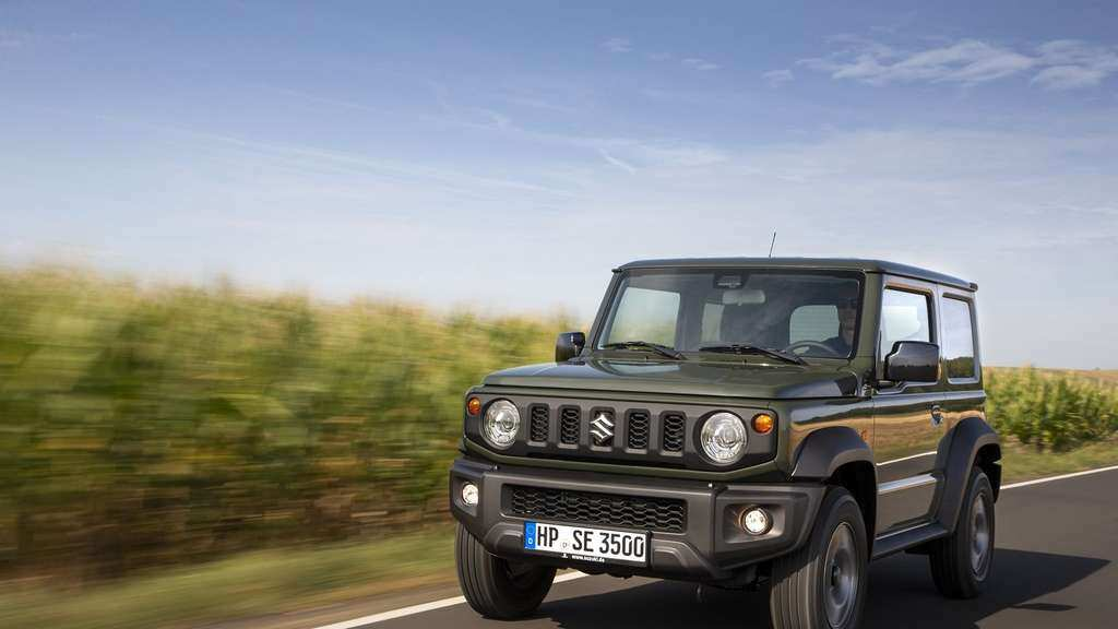 57 All New 2019 Suzuki Jimny Release Date And Concept