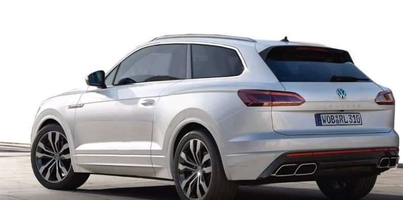 57 All New 2019 VW Touareg Redesign and Concept
