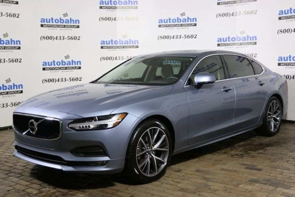 57 All New 2019 Volvo S90 Performance