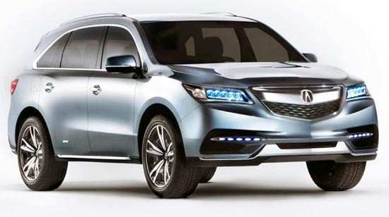 57 All New 2020 Acura MDX Hybrid Configurations