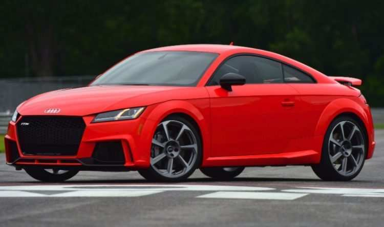 57 All New 2020 Audi TTS First Drive