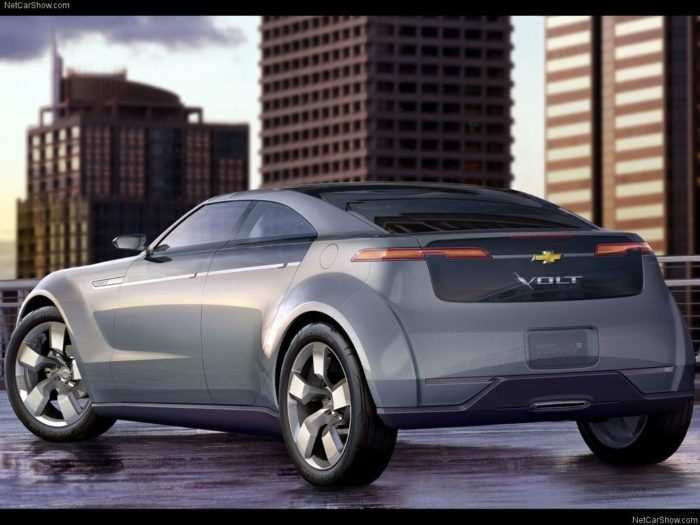 57 All New 2020 Chevrolet Volt First Drive
