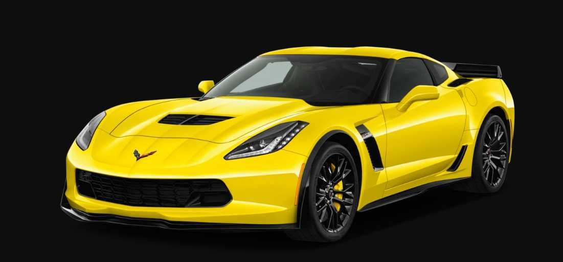 57 All New 2020 Corvette Z07 New Concept