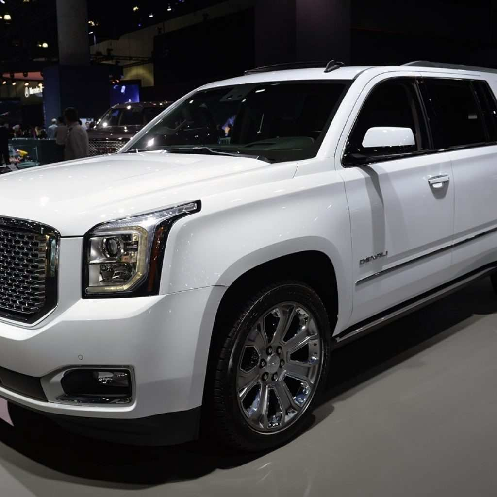 57 All New 2020 GMC Yukon Denali First Drive