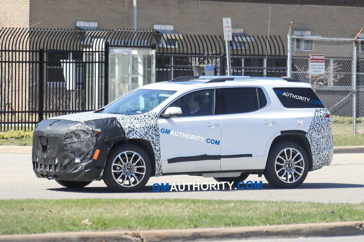 57 All New 2020 Gmc Acadia Denali Review And Release Date