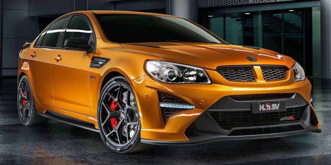 57 All New 2020 Holden Commodore Gts Concept