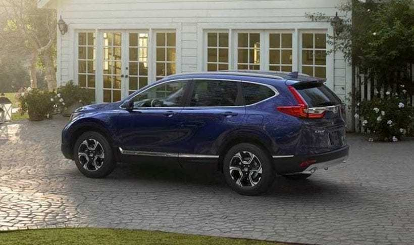57 All New 2020 Honda CRV Redesign And Concept