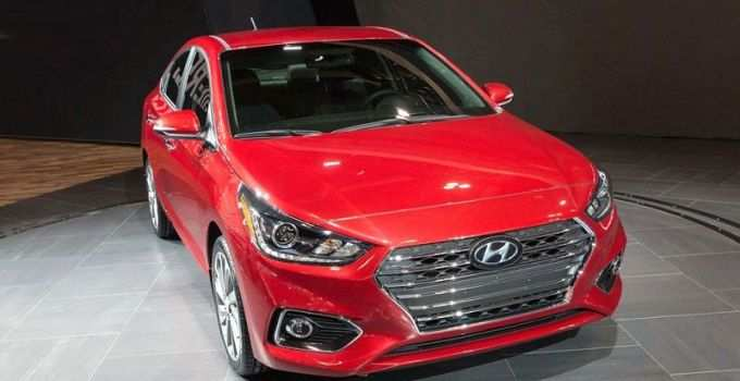 57 All New 2020 Hyundai Accent Hatchback New Review
