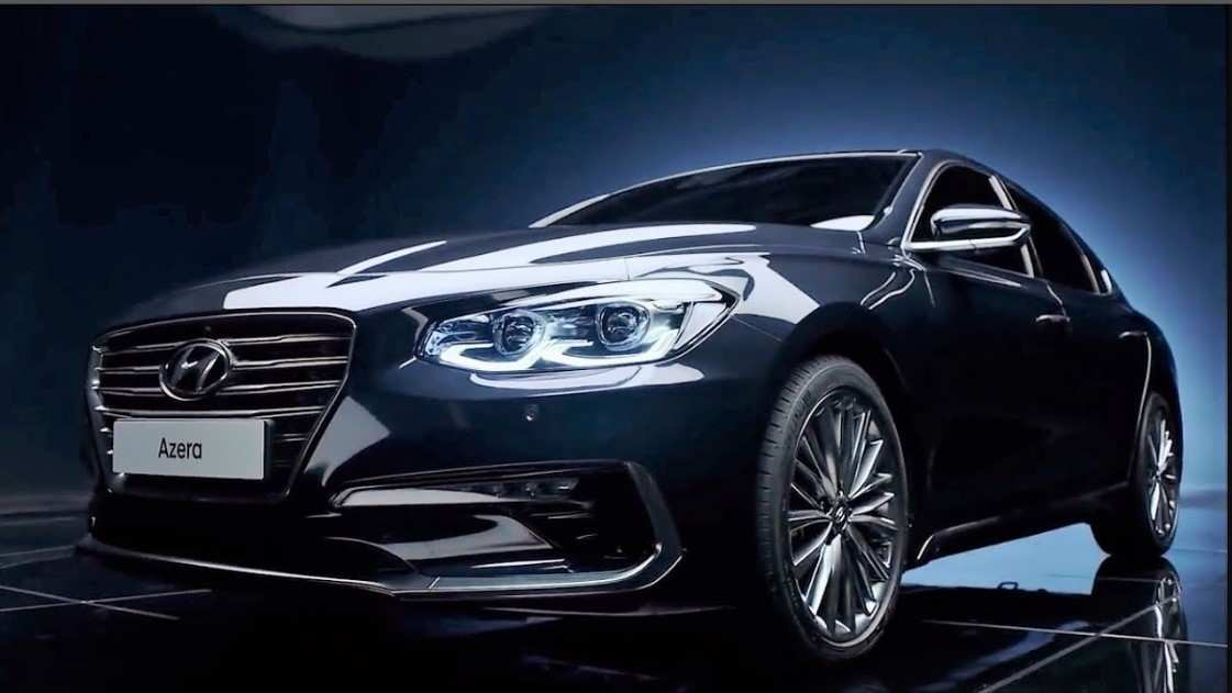57 All New 2020 Hyundai Azera Exterior And Interior