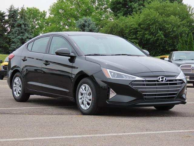 57 All New 2020 Hyundai Elantra Sedan New Review