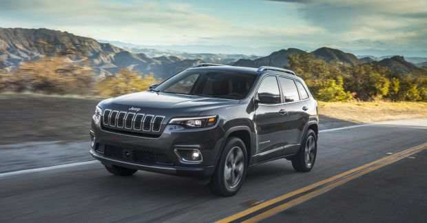 57 All New 2020 Jeep Cherokee History