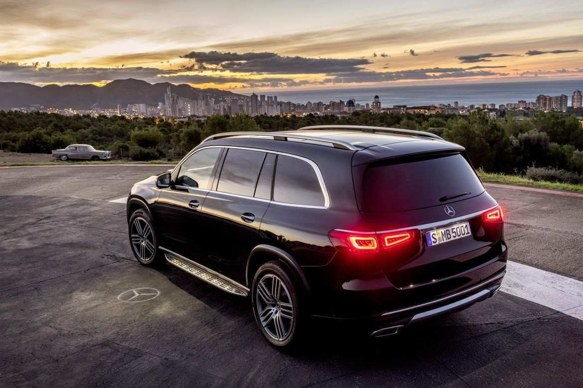 57 All New 2020 Mercedes GLS Release