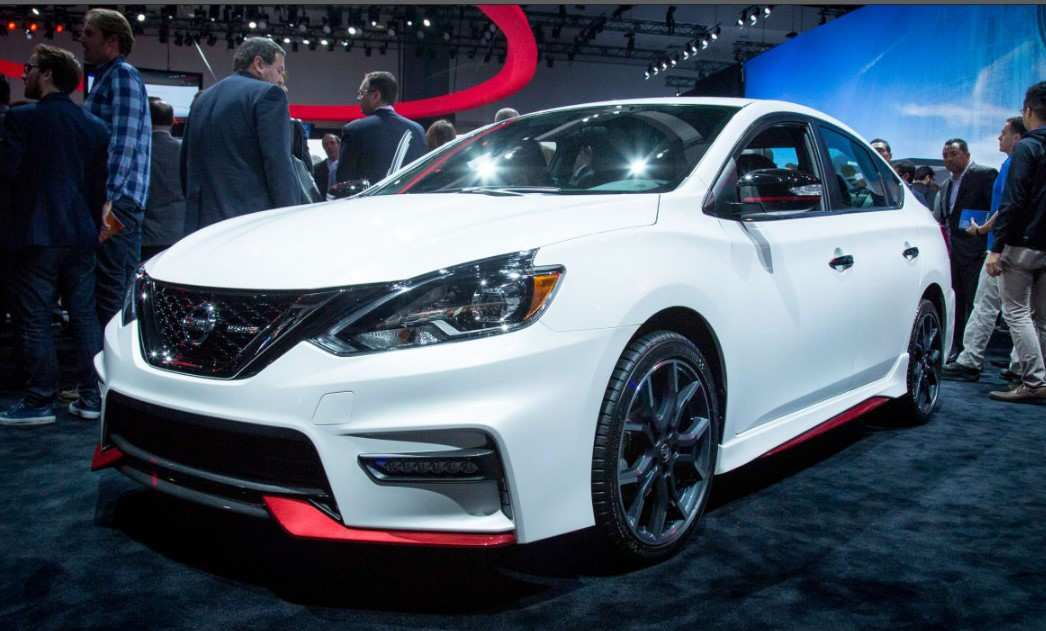 57 All New 2020 Nissan Sentra Release Date