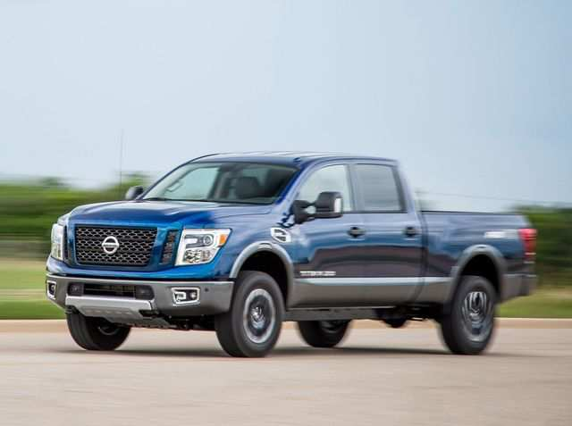 57 All New 2020 Nissan Titan Xd Pricing