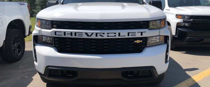 57 All New 2020 Silverado 1500 Engine