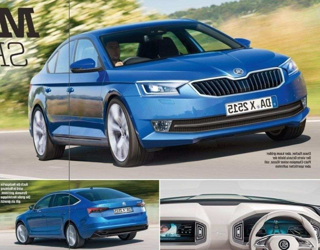 57 All New 2020 Skoda Snowman Full Preview Prices