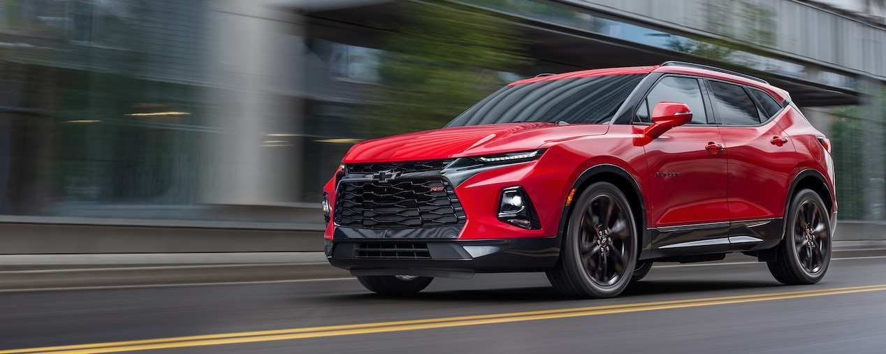 57 All New 2020 The Chevy Blazer Exterior And Interior