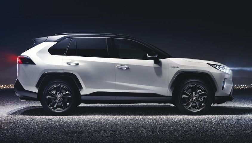 57 All New 2020 Toyota RAV4 New Model And Performance