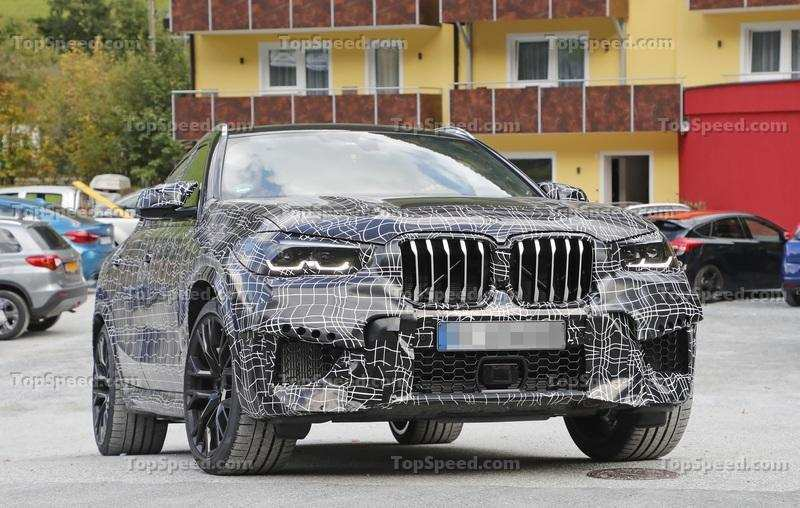 57 All New BMW X62020 Concept