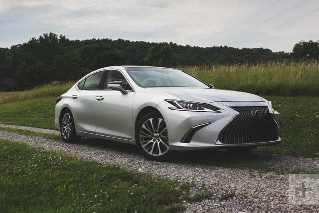 57 All New Es300 Lexus 2019 Release Date