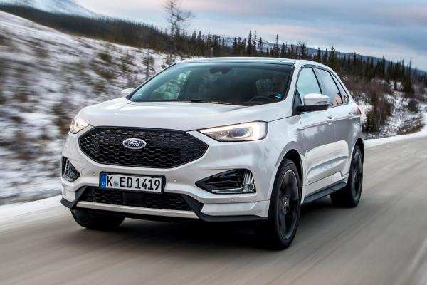 57 All New Ford Edge New Design Photos